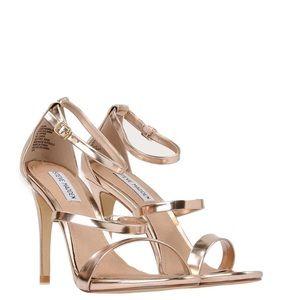 Steve Madden Sheena heel Sandal Copper 5.5